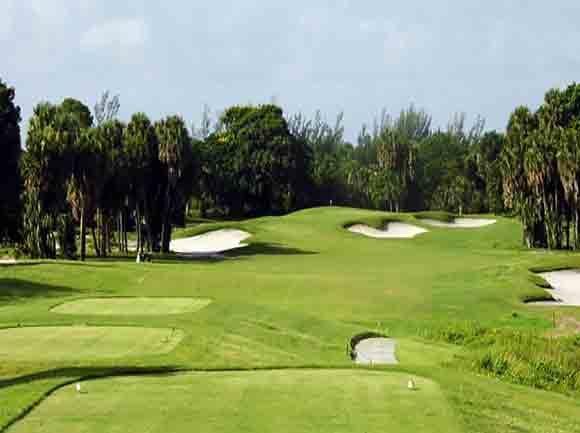 West Palm Beach Golf Course (Image: WPB Golf Course)