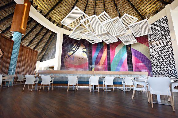 Chic Elements Restaurant (Image: CHIC by Royalton)