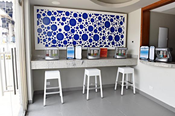 Detox Oxygen Bar at CHIC Punta Cana (Image: CHIC Royalton)