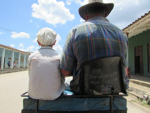 Being a carriage driver is almost a family tradition in Cuba