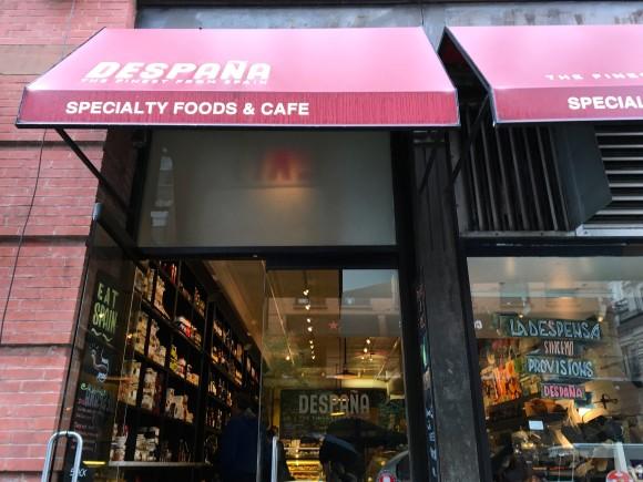 Despaña Fine Foods & Tapas Café - Soho