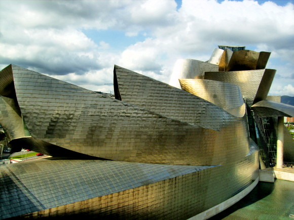 Guggenheim Museum, Bilbao (Image: Tours of Basque)
