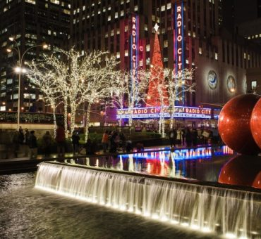 Exploring the Big Apple for the Holiday Season