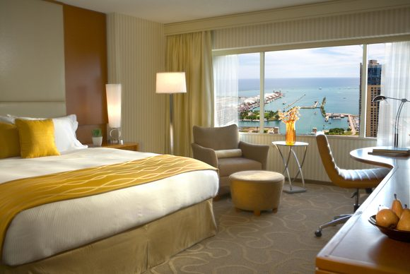 Swissotel Classic Lakeview King Room (Image: Swissotel)