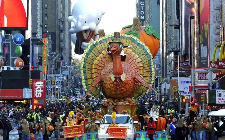 5 Ways to Celebrate Thanksgiving in New York City