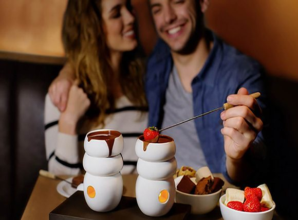Date Night at Max Brenner New York City (Image: maxbrenner.com)