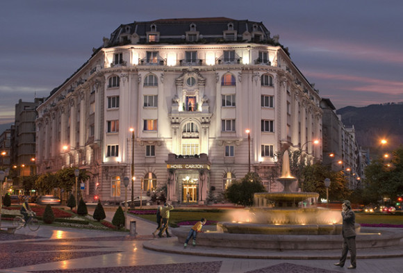 Hotel Carlton, Bilbao (Image: Tours of Basque)