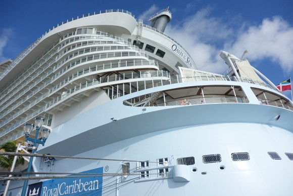 Royal Caribbean's - Oasis of the Seas