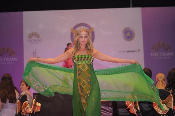 Paul Ropp Fashion Show (Image courtesy of Seven Stars Luxury Hospitality and Lifestyle Awards)
