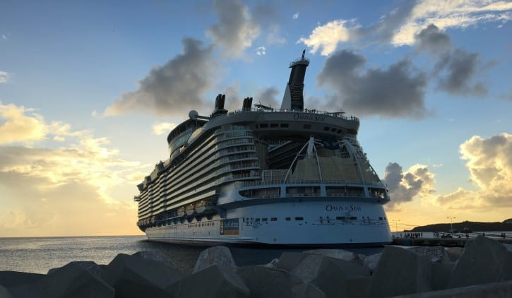 Suite Class on Royal Caribbean – Oasis of The Seas