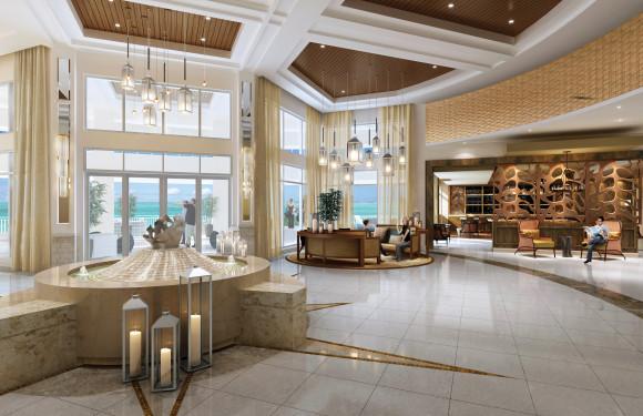 Playa Largo Resort & Spa Lobby