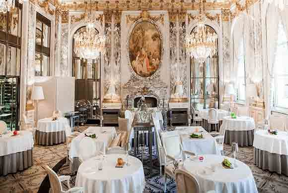 Restaurant-le-Meurice (Image Source Dorchester Collection)