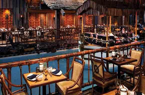 Tonga Room and Hurricane Bar at the Fairmont (Photo: Tongo Room)
