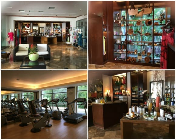 Willow Stream Spa and Fitness Center - Fairmont Mayakoba