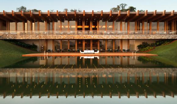 Fasano Boa Vista Exterior photo by Fasano Hotels