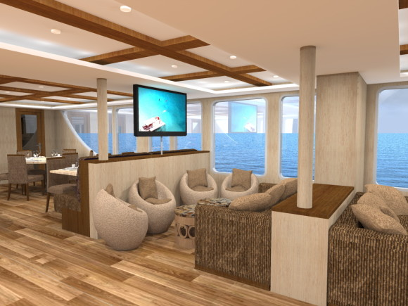 MV Origin Interior (image Ecoventura)