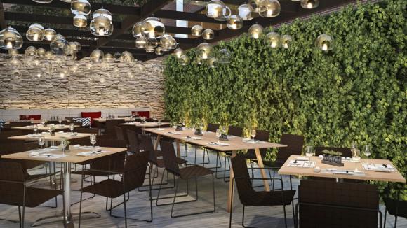 Four Seasons Hotel Bogota - Charleston Restaurant (Image: Four Seasons)