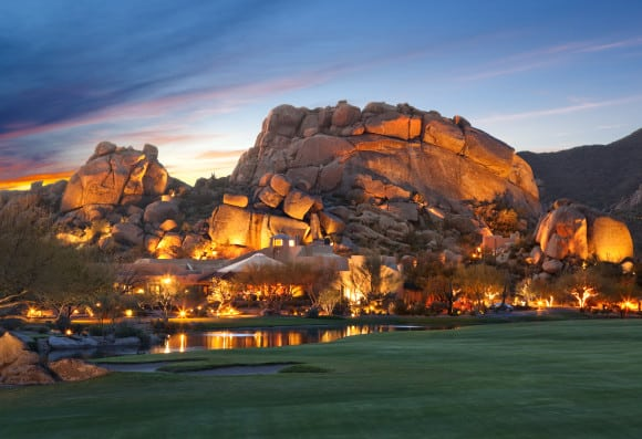 The Boulders Resort & Spa (Image: Boulders Resort)