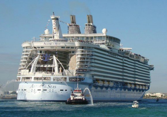 Allure of the Seas (Image Cruise Deals)