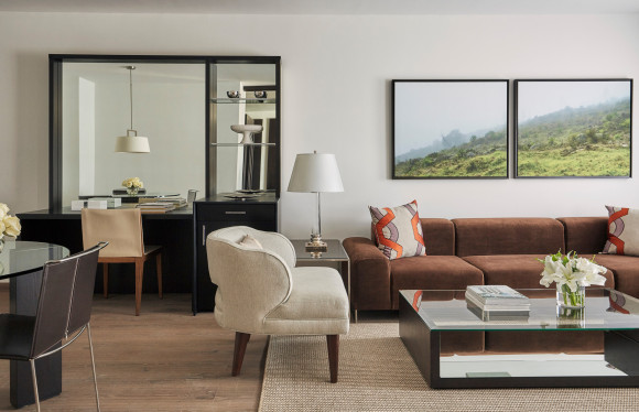 Four Seasons Hotel Bogota One Bedroom Premier Suite (Image: Four Seasons)