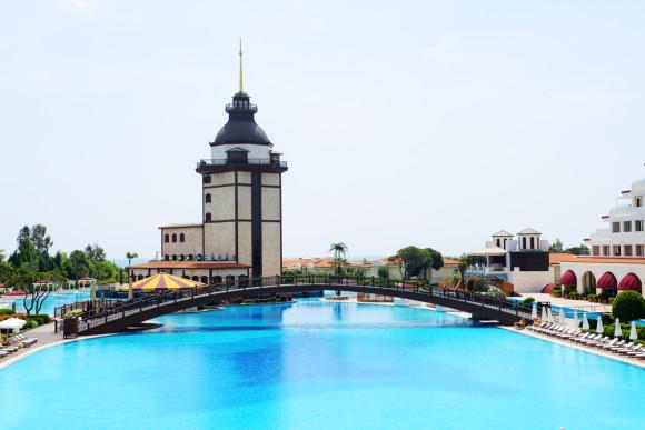 Mardan Palace Hotel, Turkey copyright slava296 Shutterstock.com