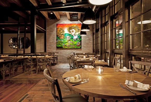 Girl & The Goat Restaurant, Chicago (Image: Girl & The Goat)
