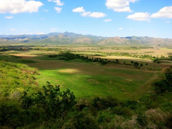 Valle de los Ingenios Valle de Los Ingenious (Valley of the Sugar Mills)