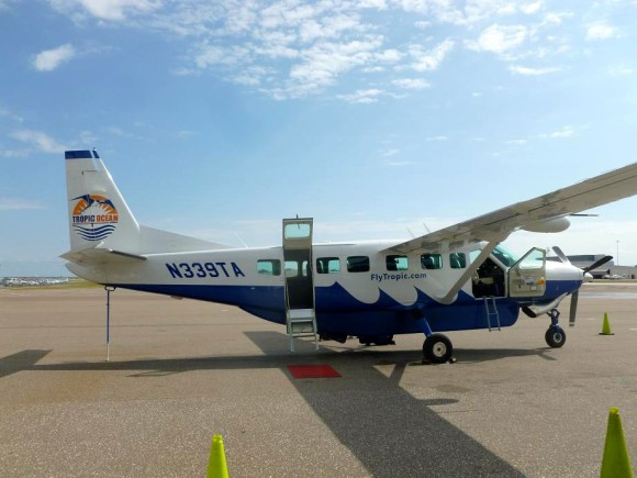 Luxurious 9-passenger Cessna Grand Caravan EX - Tropic Ocean Airways Plane