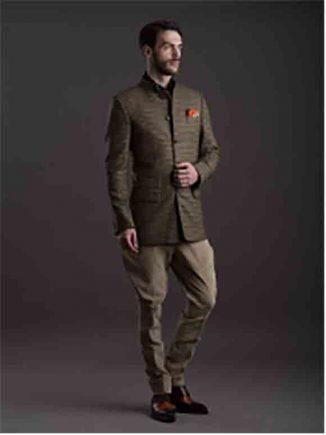 The Jodhpuri Bandhgala Jacket