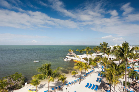 Penthouse View photo courtesy of Key Largo Bay Marriott Resort