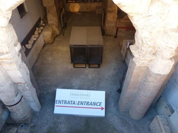 Underground Wrestling Stadium Rome