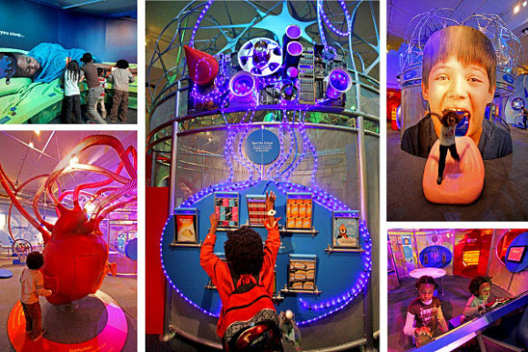 The Children's Museum of Manhattan (Photo Credit Marilyn K. Yee/The New York Times)
