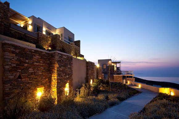 Image Courtesy of Verona Astra Sifnos Hotel , Greece
