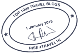 #TRAVEL1K Top 1000 TRAVEL BLOGS