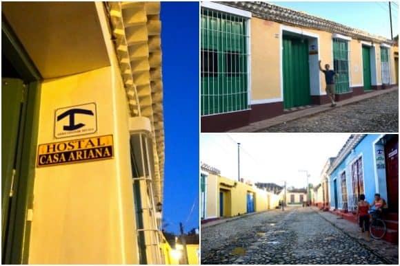 Casa Particular Signs all through Trinidad
