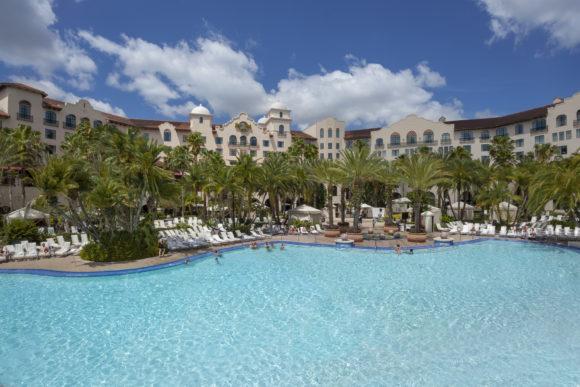 Hard Rock Hotel Orlando at Universal Pool Area