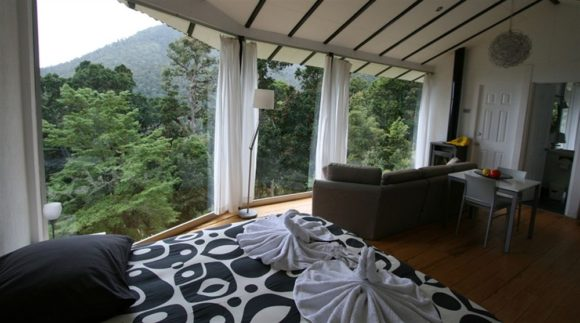 Photo Courtesy of Danica Cloud Forest Lounge