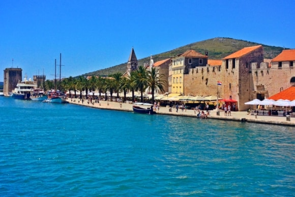The Medieval Trogir Old Town – UNESCO World Heritage