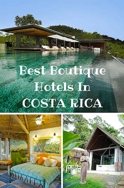 Best boutique hotels in costa rica carmen edelson for Top boutique hotels 2016