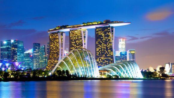 Singapore Marina Bay Sands (Photo by Yoursingapore.com)