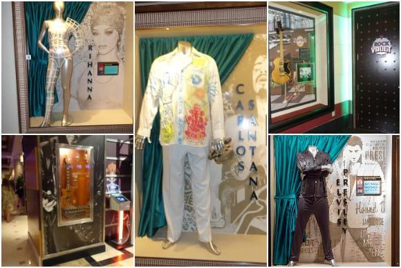 Hard Rock Hotel Memorabilia Collection