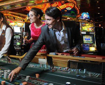 Best Casinos on Luxury Cruise Lines