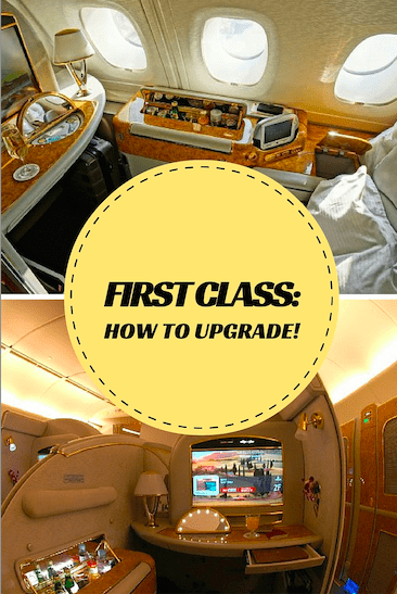 FirstClassUpgrade