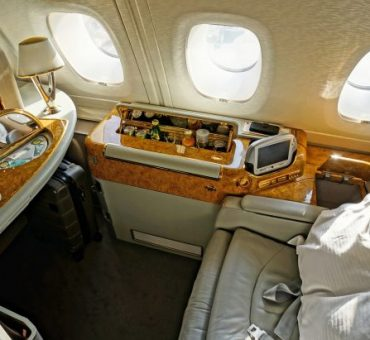 The Art of the Airfare Upgrade to First Class