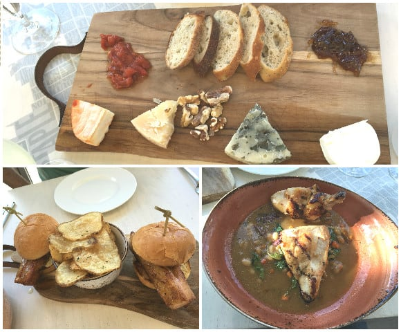 Grill & Vine Appetizers and Dinner - Westin DIA