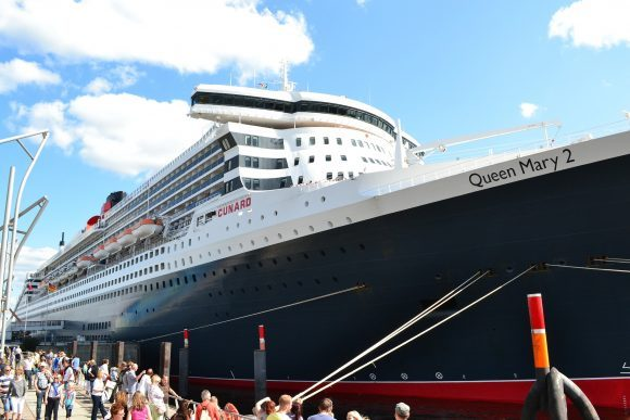 Fun Facts About the Queen Mary