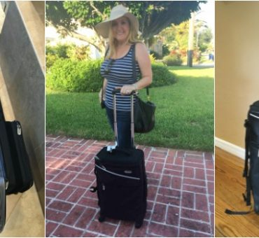 SkyRoll Suitcase and Roll-Up Garment Bag for Travelers Review