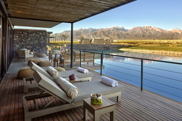 Image Courtesy of The Vines Resort & Spa Mendoza