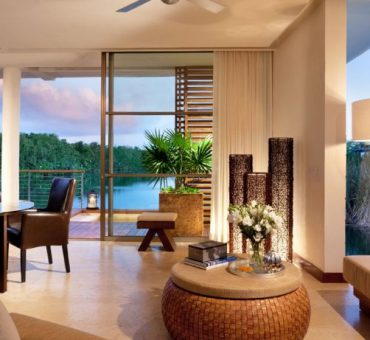 The Rosewood Mayakoba, a Marvel in Mexico