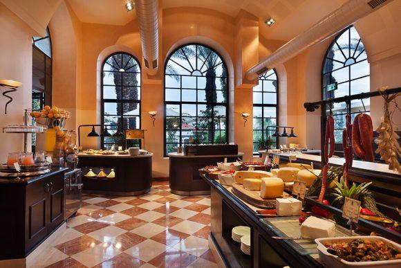 Torrance Restaurant - The Scots Hotel Tiberias